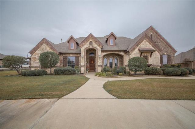 329 Arbor Lane, Haslet, TX 76052 (MLS #13729536) :: Team Hodnett