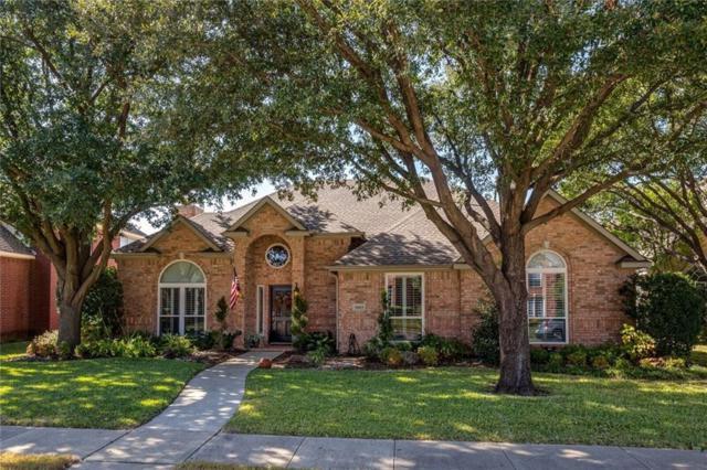 3805 Amberglow Court, Carrollton, TX 75007 (MLS #13729554) :: The Mitchell Group