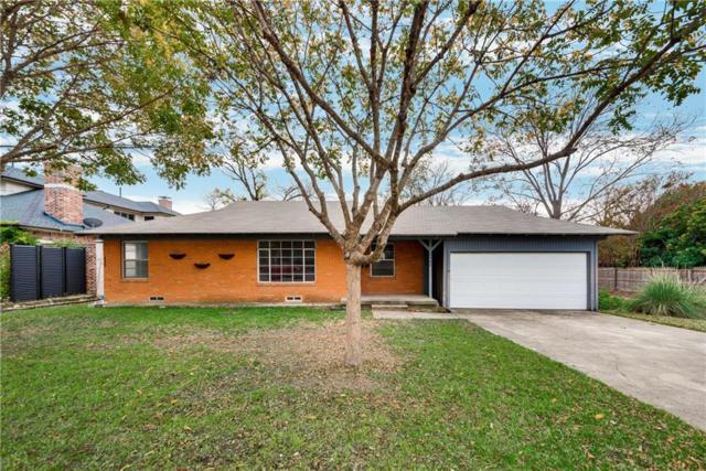 6548 Fisher Road, Dallas, TX 75214 (MLS #13729562) :: RE/MAX Landmark