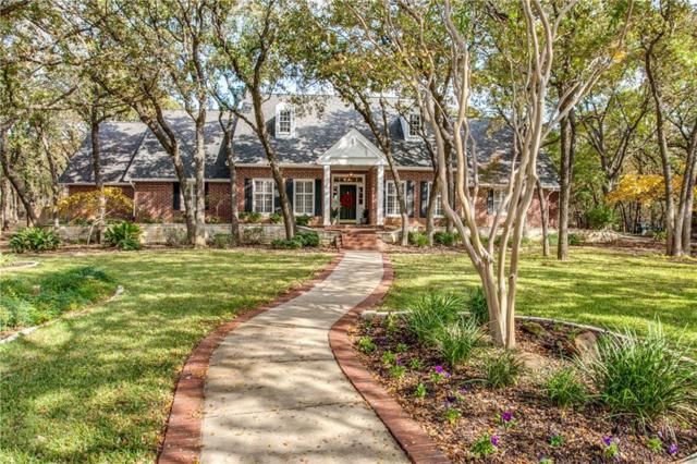 1117 Manor Way, Keller, TX 76262 (MLS #13729566) :: The Mitchell Group