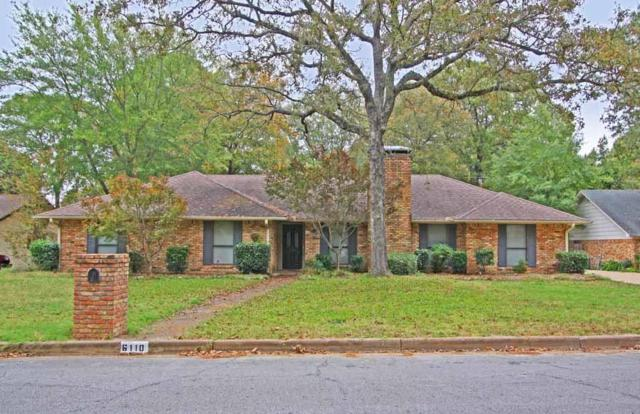 6110 Wilderness Road, Tyler, TX 75703 (MLS #13729600) :: Team Hodnett