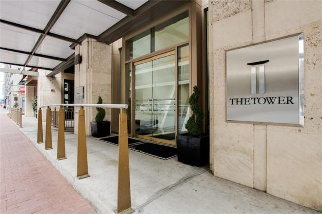 500 Throckmorton Street #3004, Fort Worth, TX 76102 (MLS #13729641) :: The Mitchell Group
