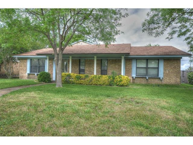 1603 Baltimore Drive, Richardson, TX 75081 (MLS #13729667) :: The Mitchell Group