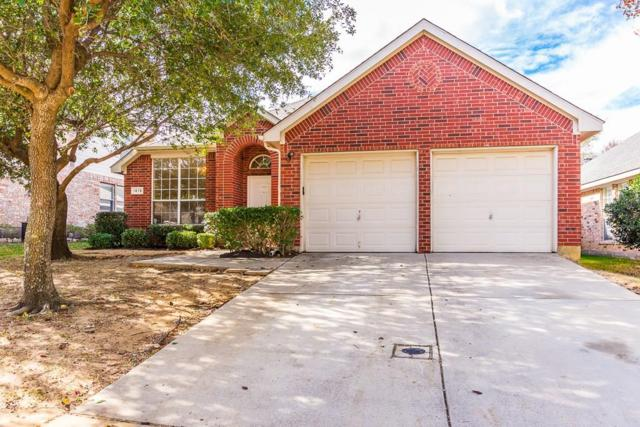 1615 Shadow Crest Drive, Corinth, TX 76210 (MLS #13729790) :: Team Tiller