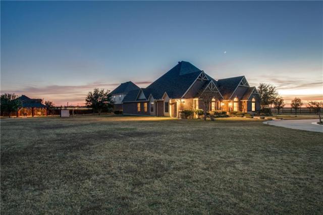 6150 Meadowlands Drive, Krum, TX 76249 (MLS #13729895) :: Kindle Realty
