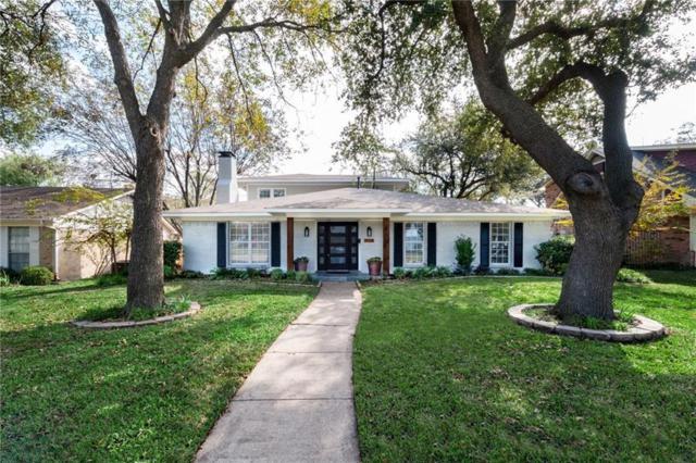 2028 Flat Creek Drive, Richardson, TX 75080 (MLS #13729937) :: The Mitchell Group