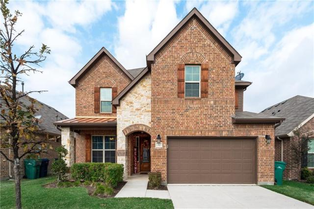 712 Sundrop Drive, Little Elm, TX 75068 (MLS #13730067) :: The Cheney Group