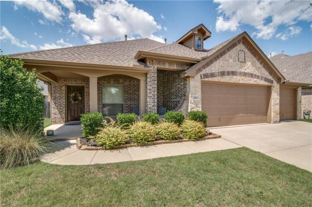 2665 Pine Trail Drive, Little Elm, TX 75068 (MLS #13730144) :: The Cheney Group