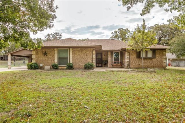 128 Woodbine Drive, Burleson, TX 76028 (MLS #13730156) :: The Mitchell Group