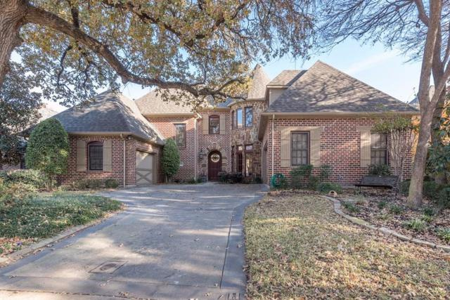 722 Armstrong Boulevard, Coppell, TX 75019 (MLS #13730189) :: Carrington Real Estate Services