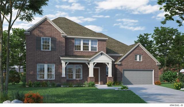 1217 6th Street, Argyle, TX 76226 (MLS #13730202) :: MLux Properties