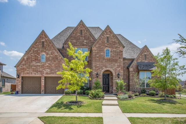 1000 Truman Road, Lantana, TX 76226 (MLS #13730290) :: The Real Estate Station