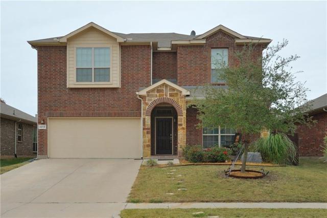 2218 Brandy Drive, Weatherford, TX 76087 (MLS #13730302) :: Team Hodnett