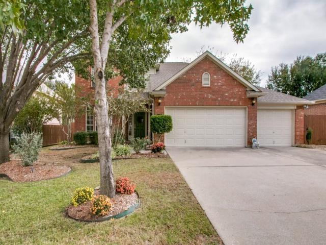 2412 Columbia Drive, Flower Mound, TX 75022 (MLS #13730339) :: The Mitchell Group
