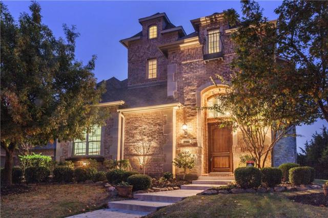 7705 Bowmare, The Colony, TX 75056 (MLS #13730369) :: The Cheney Group