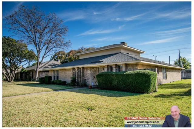 1918 Baylor Drive, Richardson, TX 75081 (MLS #13730405) :: The FIRE Group at Keller Williams