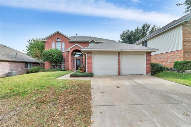 4524 Queenswood Drive, Grand Prairie, TX 75052 (MLS #13730447) :: The FIRE Group at Keller Williams