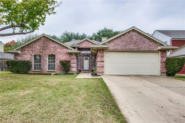 1513 Warwick Drive, Mansfield, TX 76063 (MLS #13730484) :: The Mitchell Group