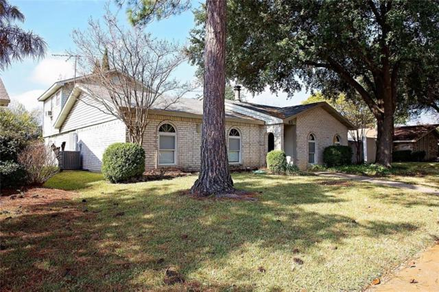 3445 Knoll Point Drive, Garland, TX 75043 (MLS #13730658) :: Team Hodnett