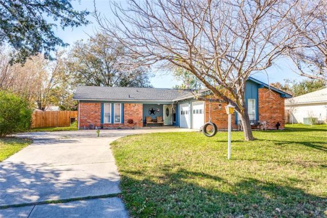 1018 Duane Street, Benbrook, TX 76126 (MLS #13730703) :: The FIRE Group at Keller Williams