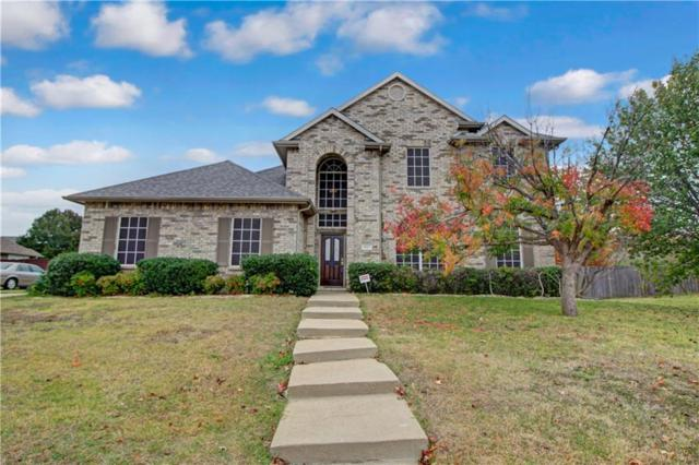 1117 Wilderness Trail, Crowley, TX 76036 (MLS #13730927) :: Potts Realty Group