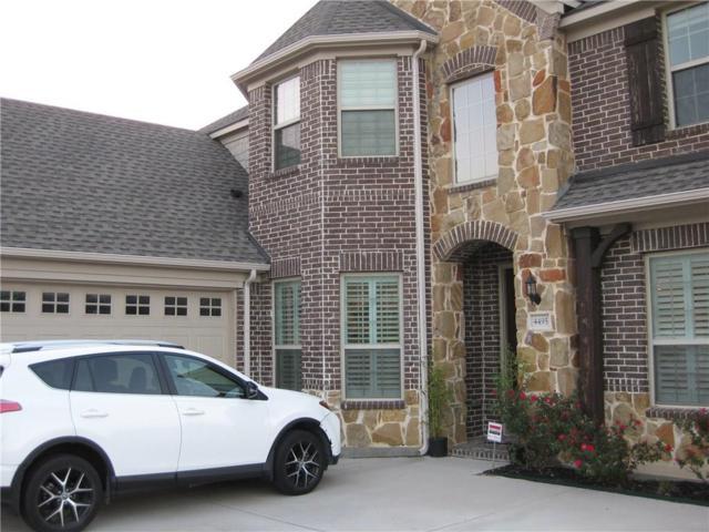 4495 Vista Terrace Drive, Frisco, TX 75034 (MLS #13730949) :: Team Hodnett