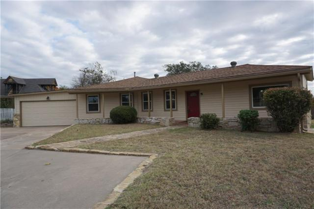 400 Garner Road, Weatherford, TX 76086 (MLS #13731150) :: Team Hodnett