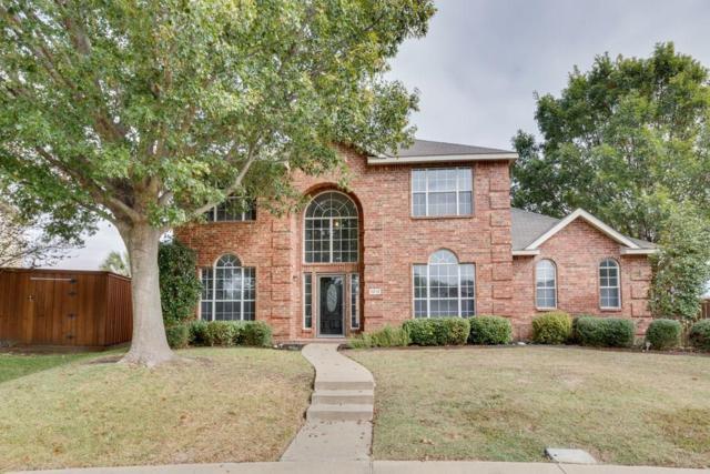 5210 Orlando Circle, Rowlett, TX 75088 (MLS #13731161) :: Team Hodnett