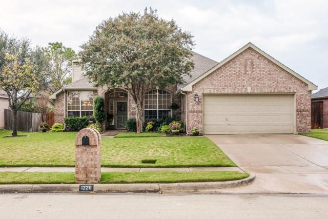 1220 Old Oak Trail, Flower Mound, TX 75028 (MLS #13731188) :: The Mitchell Group