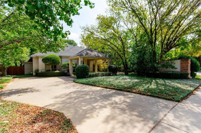 2625 Abercorn Drive, Grapevine, TX 76051 (MLS #13731420) :: The Mitchell Group