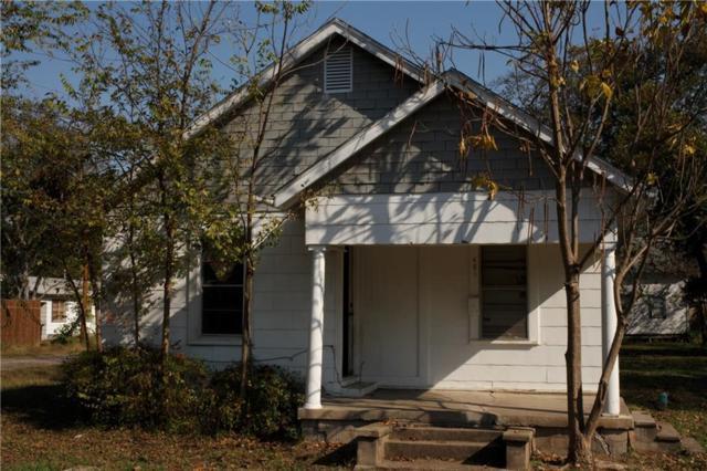 401 8th Street SE, Cooper, TX 75432 (MLS #13731443) :: Team Hodnett