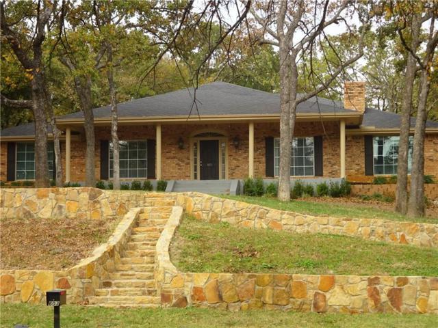 603 Van Buren Drive, Arlington, TX 76011 (MLS #13731451) :: The Mitchell Group