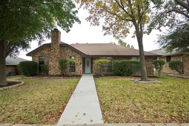 1613 Saint James Drive, Carrollton, TX 75007 (MLS #13731465) :: Robbins Real Estate Group