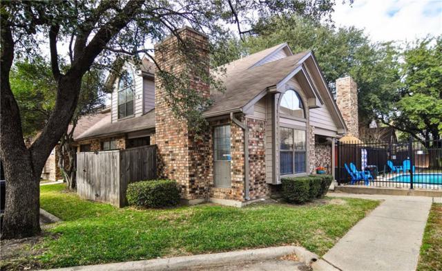 449 Harris Street I-102, Coppell, TX 75019 (MLS #13731614) :: Team Hodnett