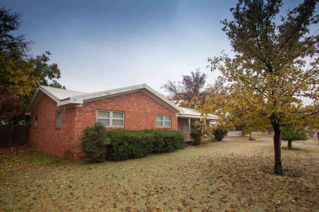 1215 Goodwin Avenue, Paducah, TX 79248 (MLS #13731635) :: Team Hodnett