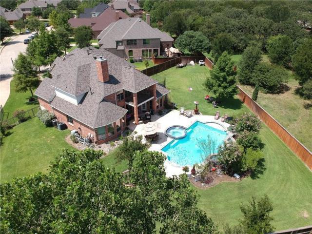 9141 Crockett Drive, Lantana, TX 76226 (MLS #13731644) :: The Real Estate Station