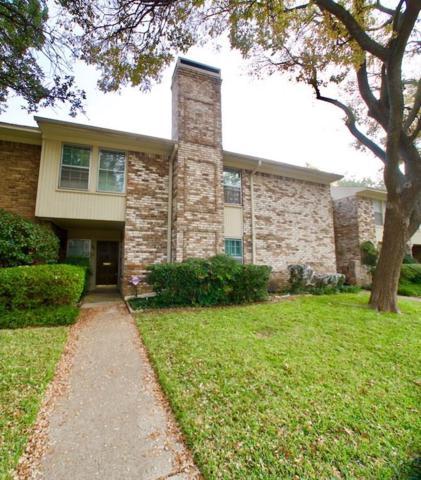 615 Towne House Lane, Richardson, TX 75081 (MLS #13731710) :: The Mitchell Group