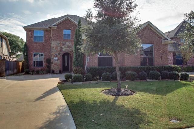 1917 Lewis Crossing Drive, Keller, TX 76248 (MLS #13731779) :: Frankie Arthur Real Estate