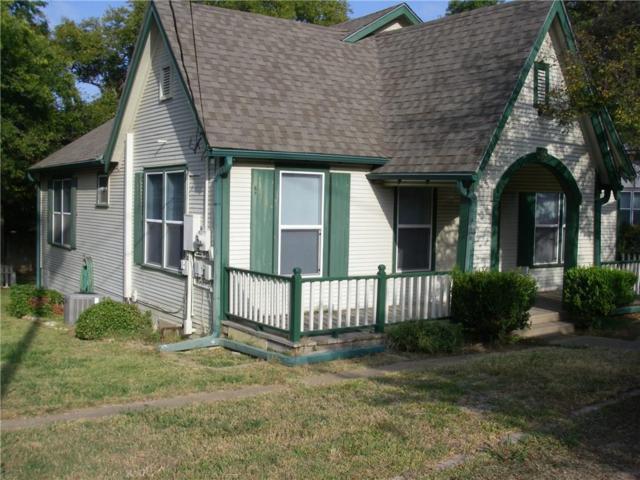 519 S Reagan Street, Hamilton, TX 76531 (MLS #13731830) :: Team Hodnett