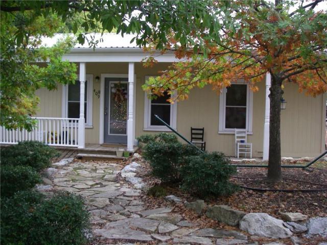409 E Standifer Street, Hamilton, TX 76531 (MLS #13731846) :: Team Hodnett