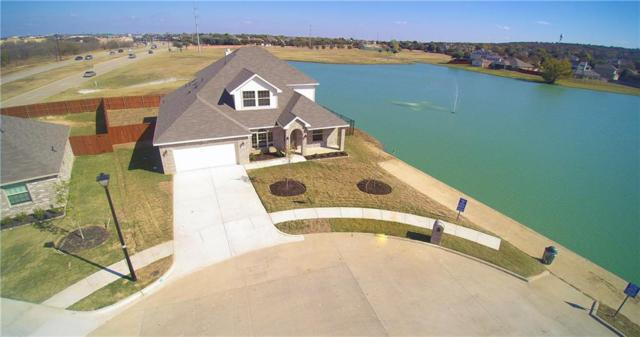 401 Hummingbird Trail, Crowley, TX 76036 (MLS #13731981) :: Potts Realty Group