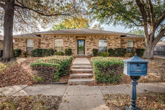 2705 Clearmeadow Street, Bedford, TX 76021 (MLS #13732010) :: Team Hodnett