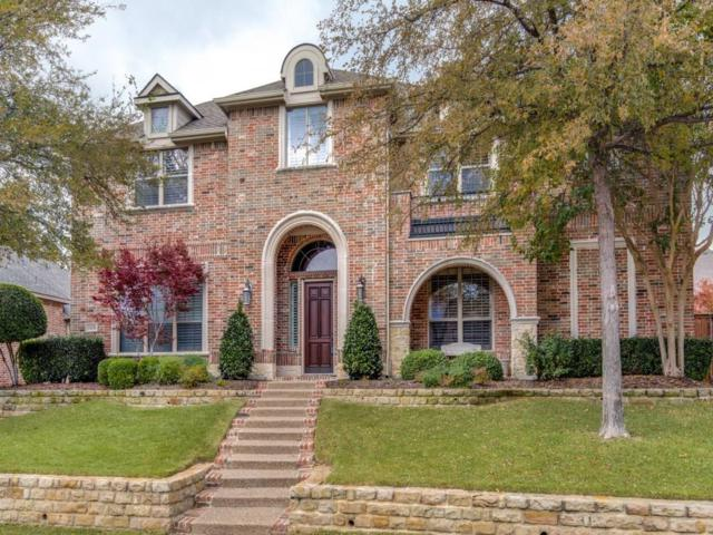15150 Woodbluff Drive, Frisco, TX 75035 (MLS #13732105) :: The Cheney Group
