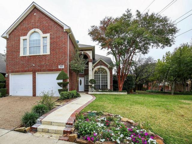 3918 Azure Lane, Addison, TX 75001 (MLS #13732146) :: Robbins Real Estate Group