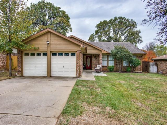 2110 Rainwood Court, Arlington, TX 76017 (MLS #13732157) :: The Mitchell Group
