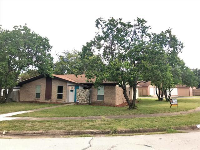 310 Blueberry Drive, Duncanville, TX 75116 (MLS #13732183) :: Kimberly Davis & Associates