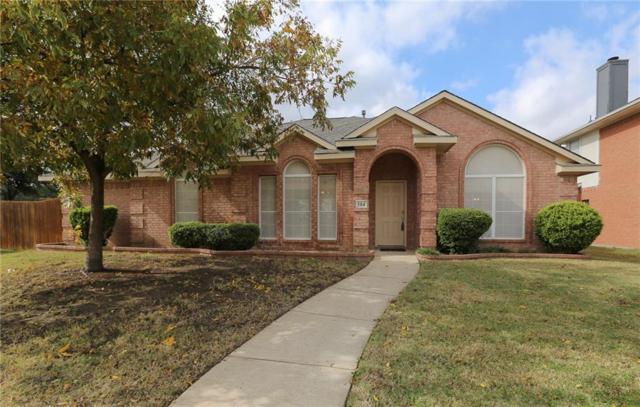 754 Idlewood Drive, Allen, TX 75002 (MLS #13732197) :: Robbins Real Estate Group