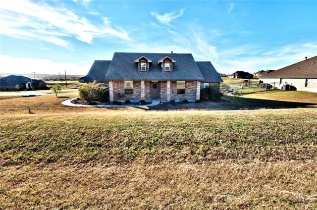105 Patrick Drive, Weatherford, TX 76087 (MLS #13732212) :: The Cheney Group