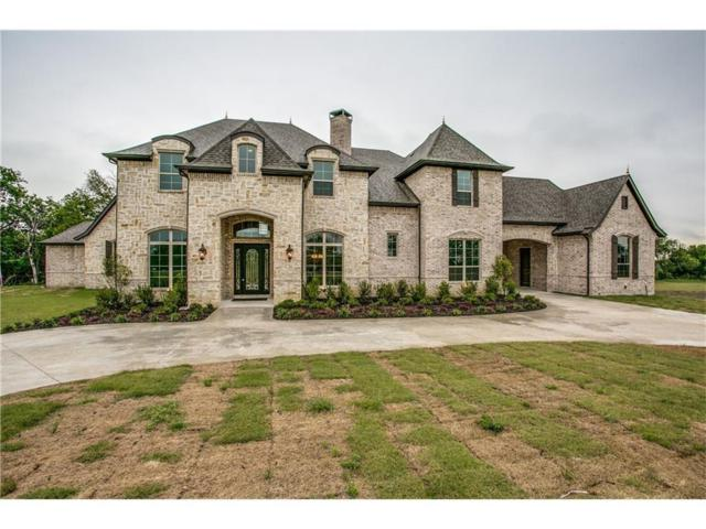 4357 Waterstone Estates Drive, Mckinney, TX 75071 (MLS #13732311) :: The Cheney Group