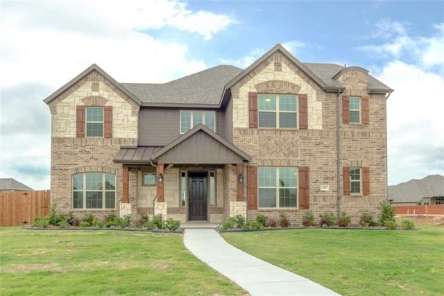 348 Redstone Drive, Sunnyvale, TX 75182 (MLS #13732332) :: Exalt Realty